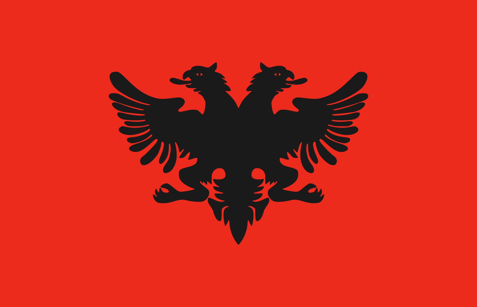 albaniaflag