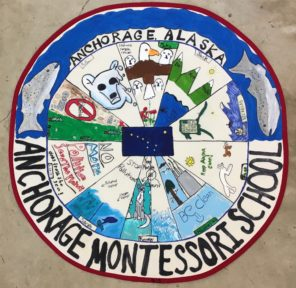 Anchorage Montessori School (2 Parachutes)