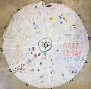 First Friday Art Walk, June 1, 2018