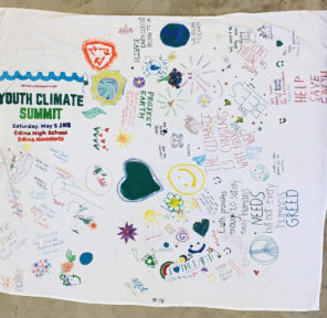 Youth Climate Summit, Edina High School