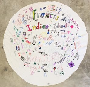 St. Francis Indian School, Rosebud Indian Reservation (A)