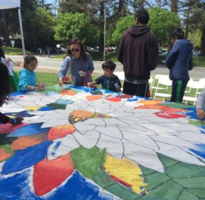 Children\'s Artfestival - In conjunction with the Sunnyvale Arts Commission (B)