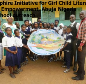 Sapphire Initiative for Girl Child Literacy and Empowerment, SIGCLE