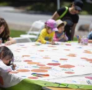 Children\'s Artfestival - In conjunction with the Sunnyvale Arts Commission (A)