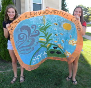 Geneseo High School - 9th Grade Environment Club