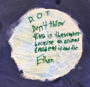 Roxbury Elementary School - 5th Grade, Clean Planet / Dirty Planet