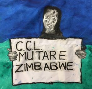 Citizens\' Climate Lobby Group Chapter in Zimbabwe (A)