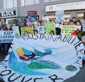Citizens\' Climate Lobby (50 Parachutes)
