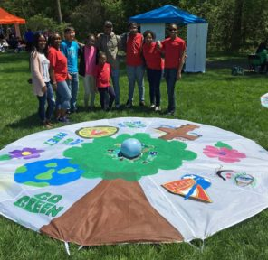 Montgomery County Interfaith Alliance for Climate Solutions (20 Parachutes)