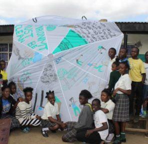Zambia Community Schools (4 Parachutes)