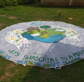 Global Initiative for Food Security And Ecosystem Preservation, GIFSEP (10 Parachutes)