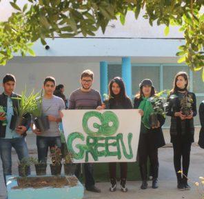 Go Green Club (3 Parachutes)