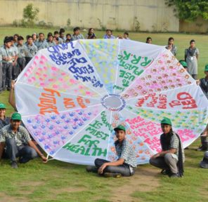 Laxmi Saxena Environmental Groups (6 Parachutes)