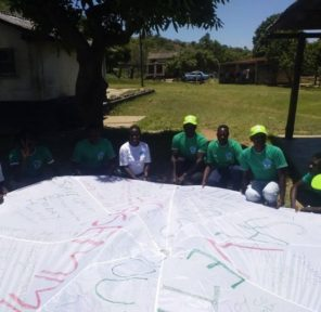 Manica Youth Assembly (12 Parachutes)
