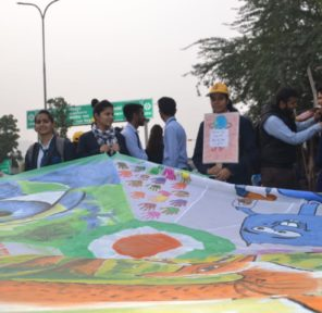 Laxmi Saxena Environmental Groups - November 29, 2019 WORLD CLIMATE STRIKE