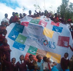 Zimbabwe Schools (12 Parachutes)