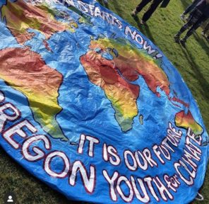 Oregon Youth For Climate
