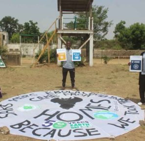 Break Free Plastic Bat Parachute and 50th Earth Day and SDGs!