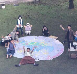 FFF Kagoshima (4 Parachutes)
