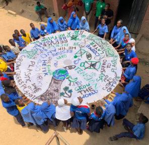 Break Free From Plastic Initiative (20 Parachutes)