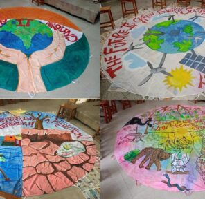 India World Climate Strike Sep 24, 2021 (20 Parachutes)